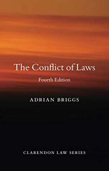 9780198845232-0198845235-The Conflict of Laws (Clarendon Law Series)