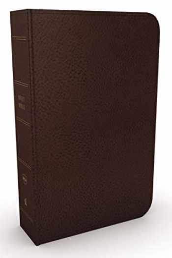 9780785216551-0785216553-NKJV, Minister's Bible, Leathersoft, Brown, Red Letter, Comfort Print: Holy Bible, New King James Version