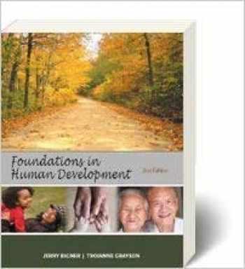 9781602299580-1602299587-Foundations in Human Development