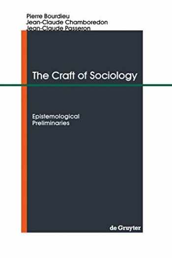9783110119404-3110119404-The Craft of Sociology