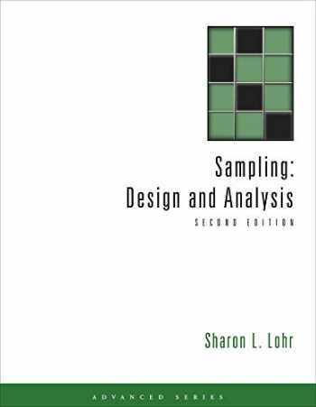 9780495105275-0495105279-Sampling: Design and Analysis (Advanced Series)