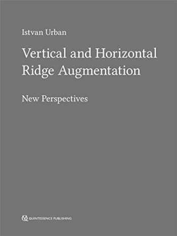 9781786980007-1786980002-Vertical and Horizontal Ridge Augmentation: New Perspectives
