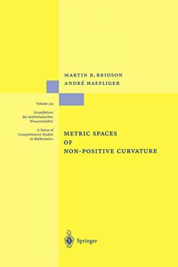 9783642083990-3642083994-Metric Spaces of Non-Positive Curvature (Grundlehren der mathematischen Wissenschaften (319))