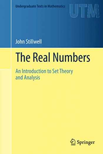 9783319015767-3319015761-The Real Numbers (Undergraduate Texts in Mathematics)