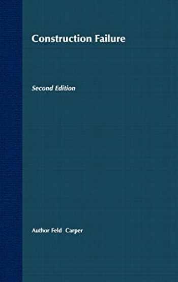 9780471574774-0471574775-Construction Failure, 2nd Edition