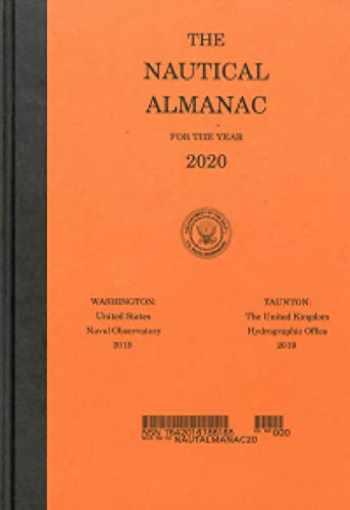 9780160950704-0160950708-Nautical Almanac 2020