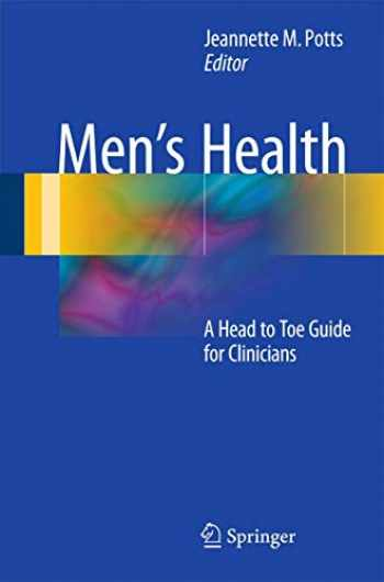 9781493932368-1493932365-Men's Health: A Head to Toe Guide for Clinicians