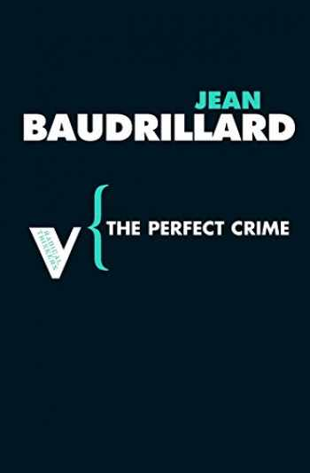 9781844672035-1844672034-The Perfect Crime (Radical Thinkers)
