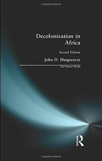 9780582249172-0582249171-Decolonization in Africa (The Postwar World)