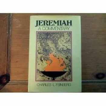 9780310453307-0310453305-Jeremiah a Commentary