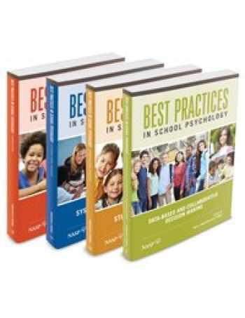 9780932955524-0932955525-Best Practices in School Psychology (4 Volumes)
