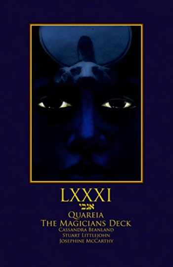 9781911134312-1911134310-Lxxxi Quareia Magicians Deck Book