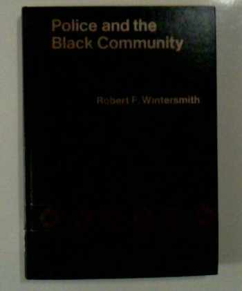 9780669912982-0669912980-Police and the Black community