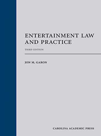 9781531018436-1531018432-Entertainment Law and Practice, Third Edition