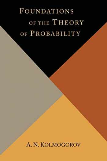 9781614275145-1614275149-Foundations of the Theory of Probability