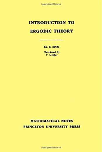 9780691081823-0691081824-Introduction to Ergodic Theory