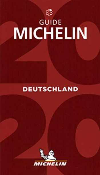 9782067241893-2067241893-MICHELIN Guide Germany (Deutschland) 2020: Restaurants & Hotels (Michelin Red Guide)