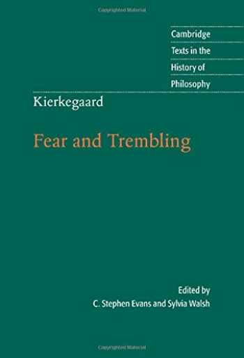 9780521848107-0521848105-Kierkegaard: Fear and Trembling (Cambridge Texts in the History of Philosophy)