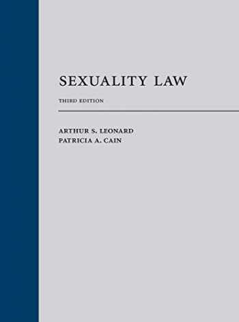 9781611632361-1611632366-Sexuality Law