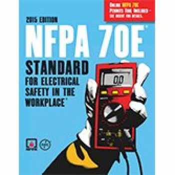 9781455908936-1455908932-2015 NFPA 70E®: Standard for Electrical Safety in the Workplace®