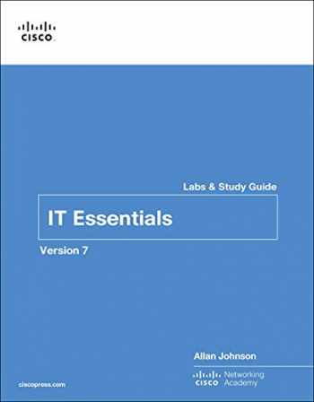 9780135612033-0135612039-IT Essentials Labs and Study Guide Version 7