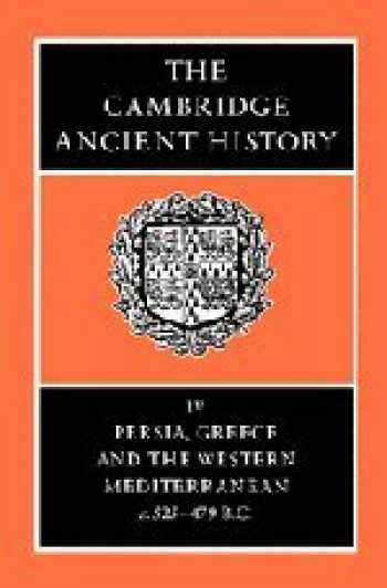 9780521228046-0521228042-The Cambridge Ancient History Volume 4: Persia, Greece and the Western Mediterranean, c.525 to 479 BC