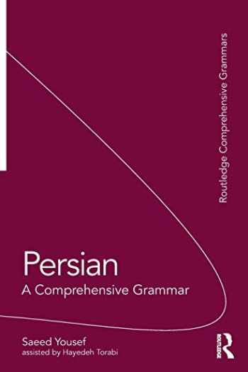 9781138927032-1138927031-Persian: A Comprehensive Grammar (Routledge Comprehensive Grammars)