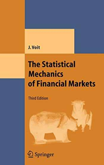 9783540262855-3540262857-The Statistical Mechanics of Financial Markets (Theoretical and Mathematical Physics)
