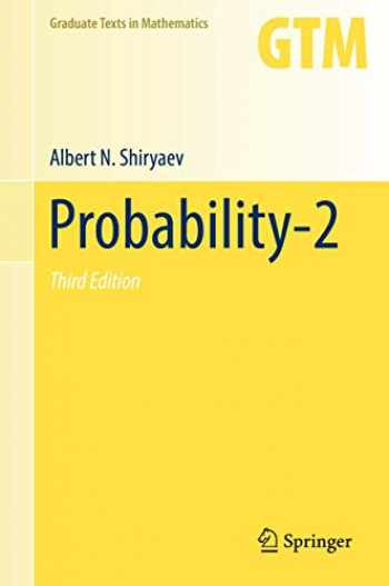 9780387722078-0387722076-Probability: Vol. 2 (Graduate Texts in Mathematics)