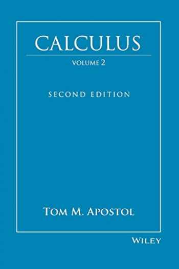 9780471000075-0471000078-Calculus, Vol. 2: Multi-Variable Calculus and Linear Algebra with Applications to Differential Equations and Probability