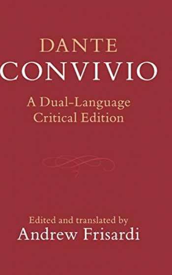 9781107139367-1107139368-Dante: Convivio: A Dual-Language Critical Edition