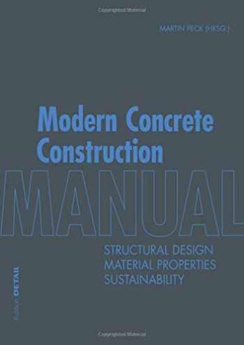 9783955532055-3955532054-Modern Concrete Construction Manual (Detail)