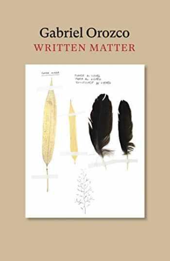 9780262538879-0262538873-Written Matter (The MIT Press)
