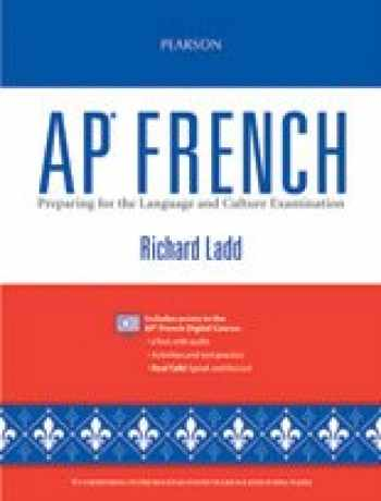 9780133175370-0133175375-Advanced Placement French: Preparing for the Language and Culture Examination