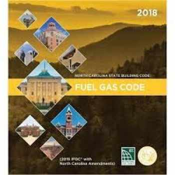 9781609838287-1609838289-North Carolina State Building Code: Fuel Gas Code 2018
