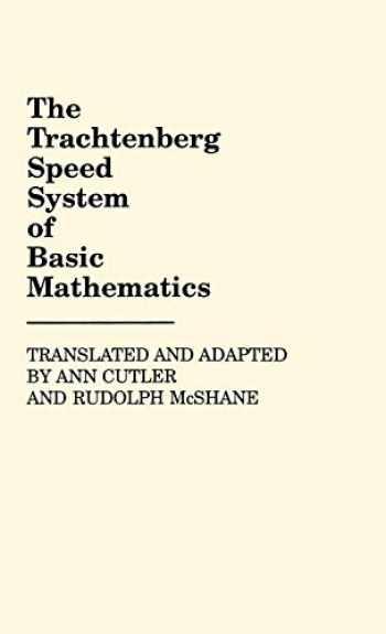 9780313232008-0313232008-The Trachtenberg Speed System of Basic Mathematics