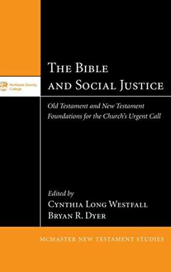 9781498238090-1498238092-The Bible and Social Justice