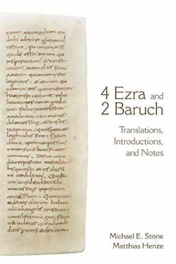 9780800699680-0800699688-4 Ezra and 2 Baruch: Translations, Introductions, and Notes