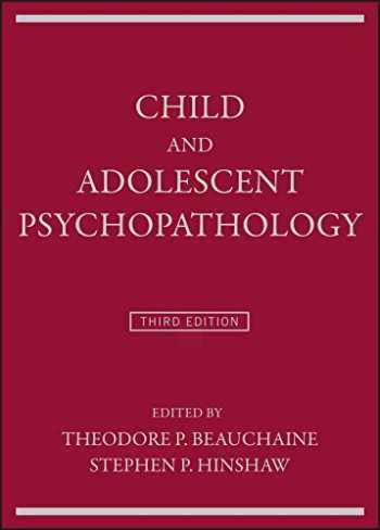 9781119169956-111916995X-Child and Adolescent Psychopathology