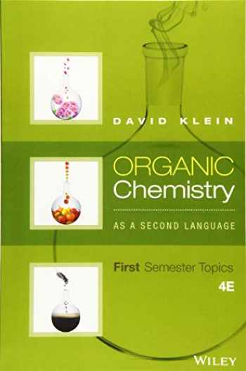 9781119110668-1119110661-Organic Chemistry As a Second Language: First Semester Topics