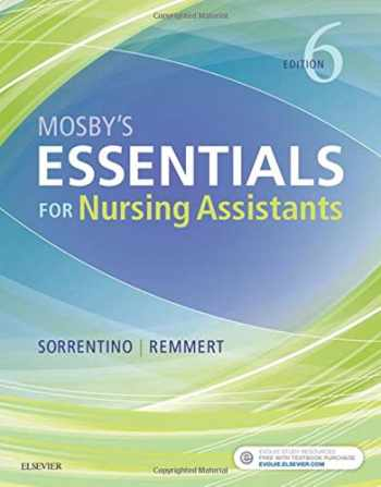 9780323523929-0323523927-Mosby's Essentials for Nursing Assistants