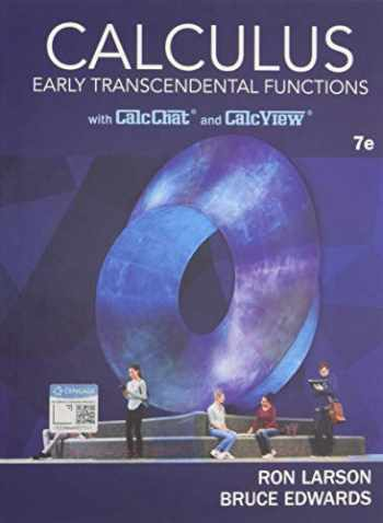 9781337552516-1337552518-Calculus: Early Transcendental Functions
