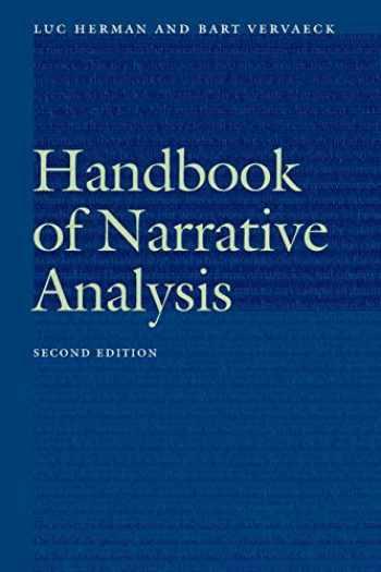 9781496217141-1496217144-Handbook of Narrative Analysis (Frontiers of Narrative)