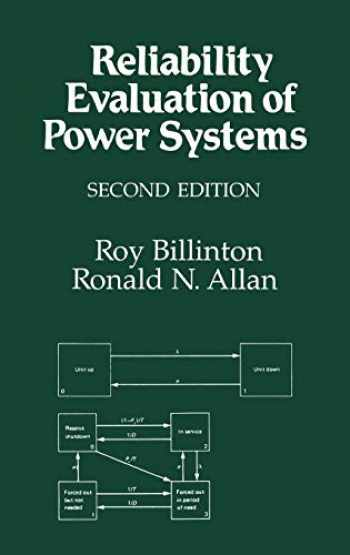 9780306452598-0306452596-Reliability Evaluation of Power Systems