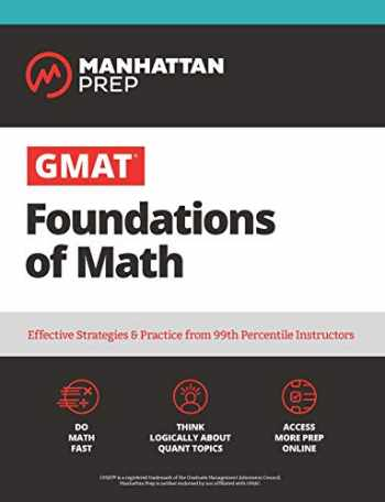 9781506249230-150624923X-GMAT Foundations of Math: 900+ Practice Problems in Book and Online (Manhattan Prep GMAT Strategy Guides)