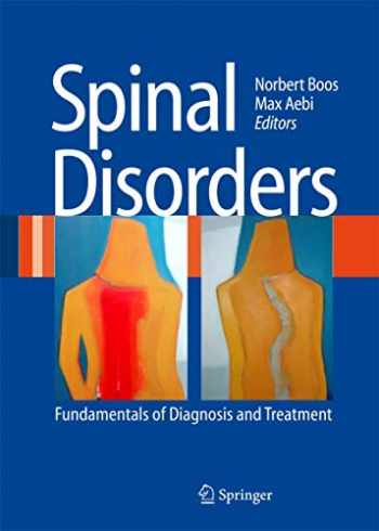 9783540405115-3540405119-Spinal Disorders: Fundamentals of Diagnosis and Treatment