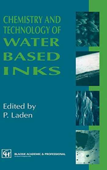 9780751401653-075140165X-Chemistry and Technology of Water Based Inks