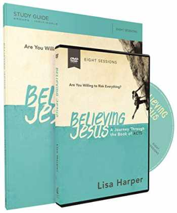 9780718038618-0718038614-Believing Jesus Study Guide with DVD: A Journey Through the Book of Acts