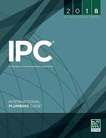 9781609837457-1609837452-2018 International Plumbing Code (International Code Council Series)