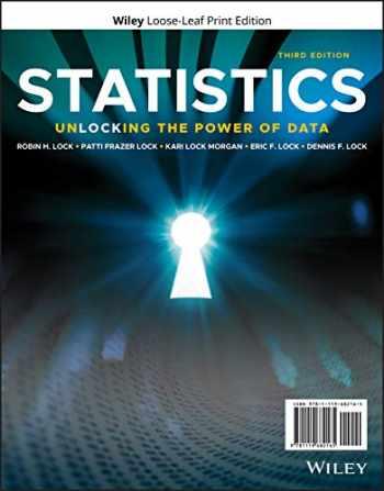 9781119682165-1119682169-Statistics: Unlocking the Power of Data